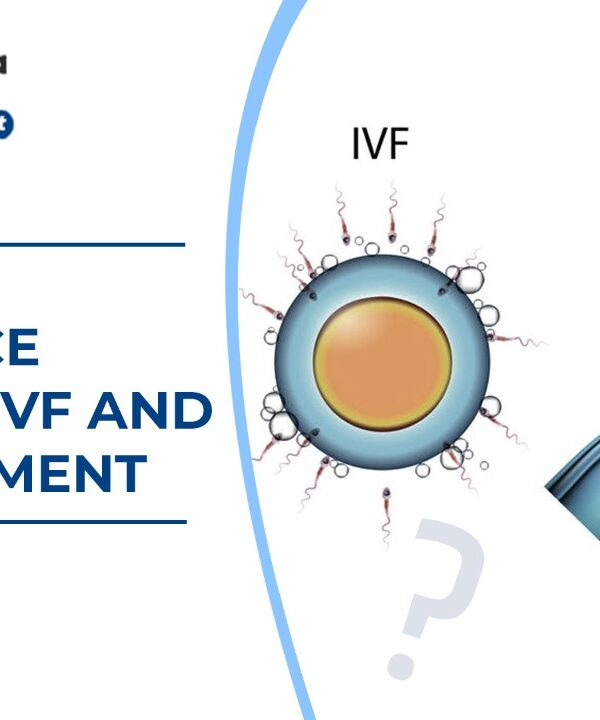 Know the difference between IVF and ICSI treatment-